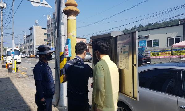 크기변환_사본 -김천시, 가로등 전기 안전점검 실시-도로철도과(사진2).jpg