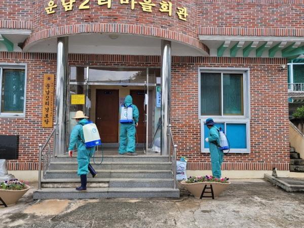 크기변환_사본 -남면, 추석 연휴 대비 일제 방역 실시-남면(사진2).jpg